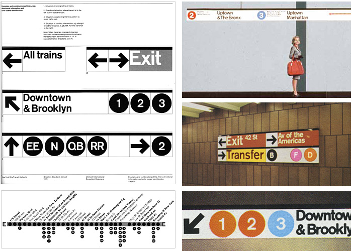 Massimo Vignelli Subway Map 1978.Table Metafora By Lella And Massimo Vignelli 1979