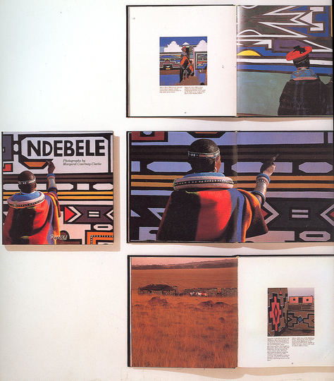 Massimo Vignelli 1931-2014: Ndebele The Art of an African Tribe.