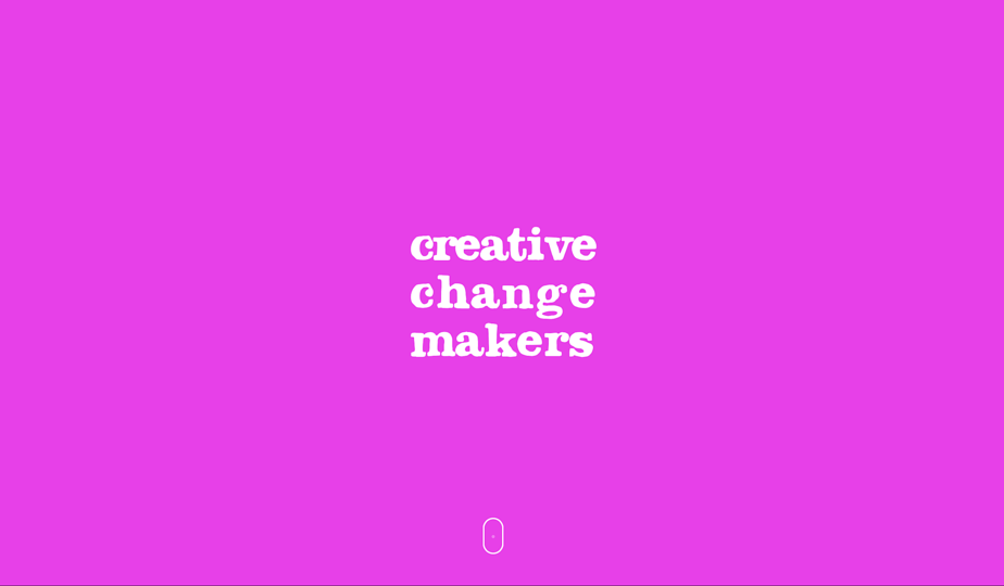 Creative Changemakers & Future City: