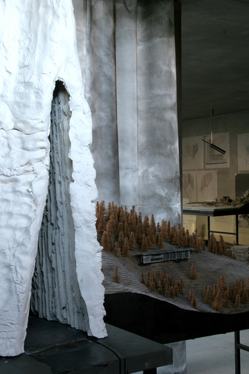 Architectural Models by Peter Zumthor: © Atelier Peter Zumthor & Partner