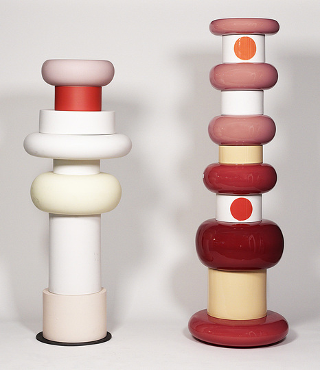 A new way of seeing: Ettore Sottsass, vases