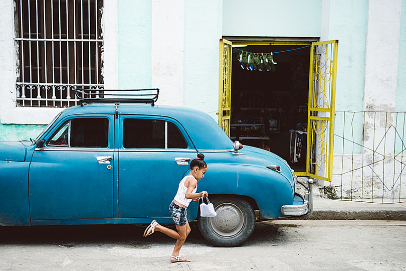 Tom Blachford: Havana: