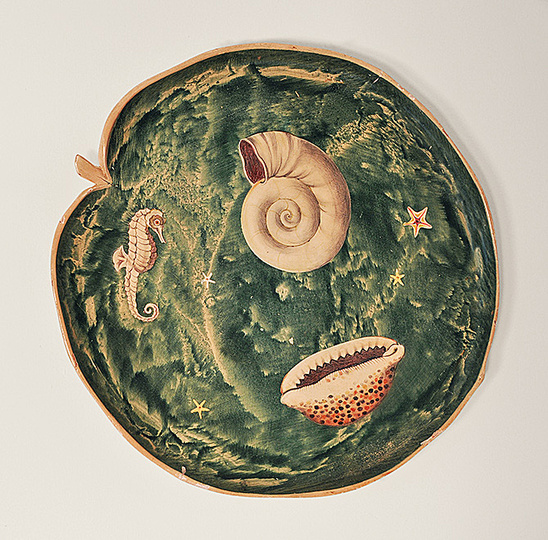A new way of seeing: Piero Fornasetti, plate