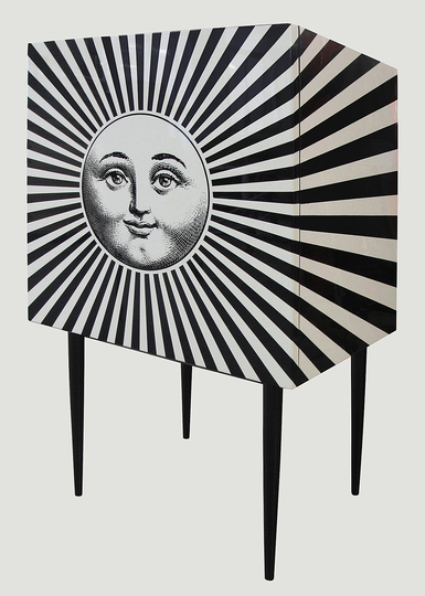 A new way of seeing: Piero Fornasetti, sideboard