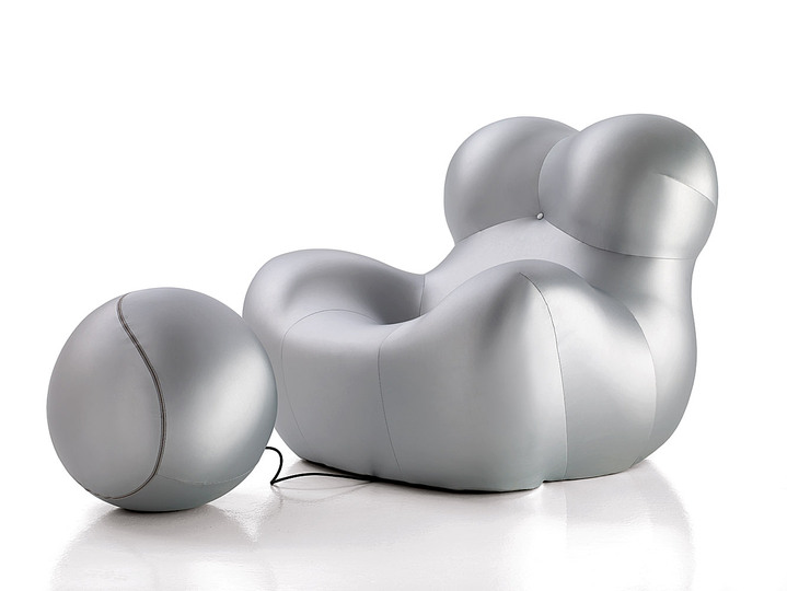 A new way of seeing: Gaetano Pesce, chair