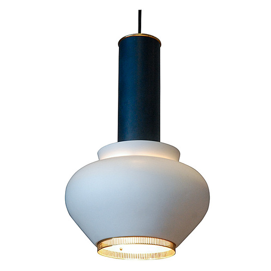 Alvar Aalto furniture: Turnip Pendant.