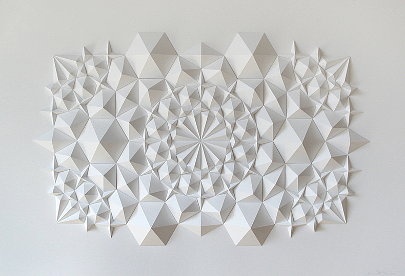 with Paper: Matthew Shlian