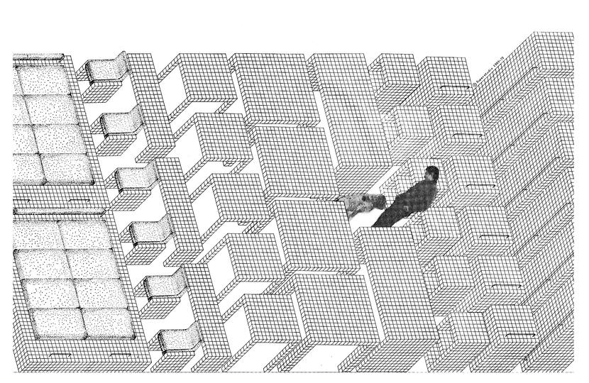 Penccil superstudio superproduction superconsumption - Superstudio mobili ...