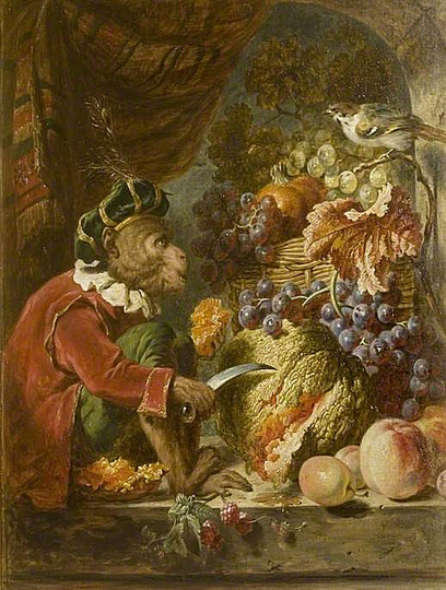 U_71_272130536464_George_Lance_Still_Life_with_Monkey_Sparrow_and_Fruit.jpg