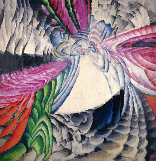 Inventing Abstraction, 1910-1925: