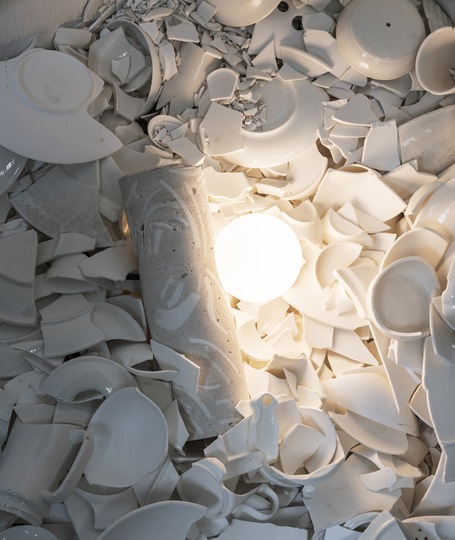 WRECK--Regeneration Experiment of Wasted Daily-use Ceramics from Chaozhou, China