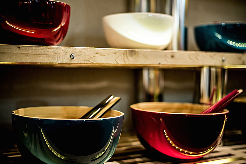 Serve Up!: Bowls, MAISON&OBJET Copyright : Benoît Lineiro