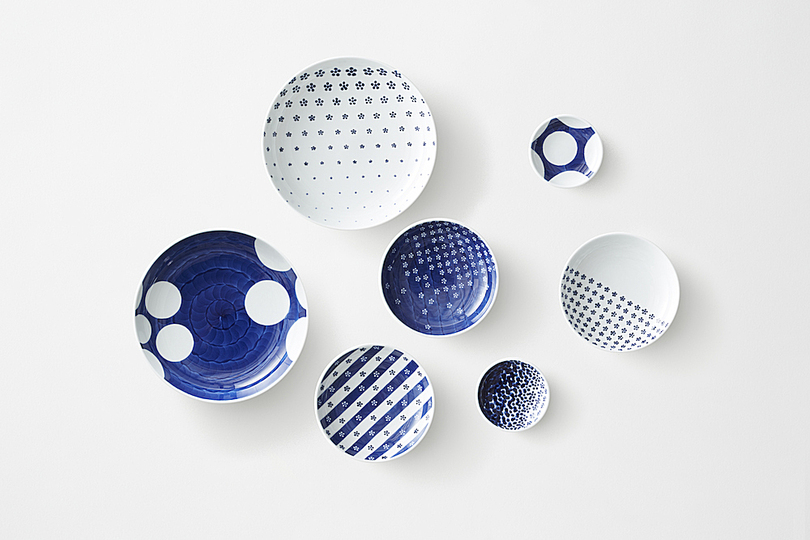 Serve Up!: Ume Play Collection. Ume Play Collection by Nendo. Show : MAISON&OBJET. Copyright : Akihiro Yoshida