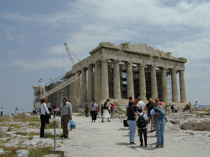 Seen or remembered: Acropolis, Athens, Greece