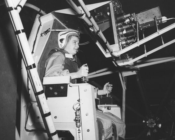 Colonisation, Earth to Mars: Jerrie Cobb, the first female astronaut