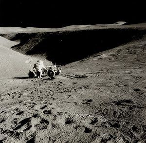 Colonisation, Earth to Mars: Surface of the moon, Golden era of space exploration