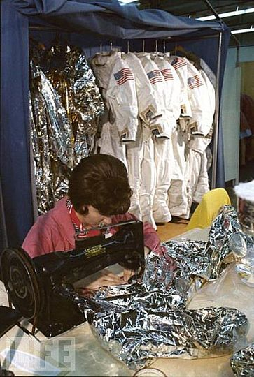 Colonisation, Earth to Mars: The making of the iconic NASA space suits, 1960