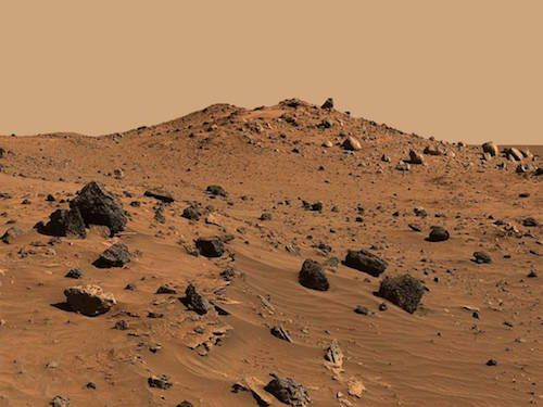 Colonisation, Earth to Mars: A new horizon, the surface of mars