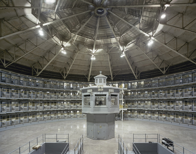 Terror Architecture -18th Century Prisons: