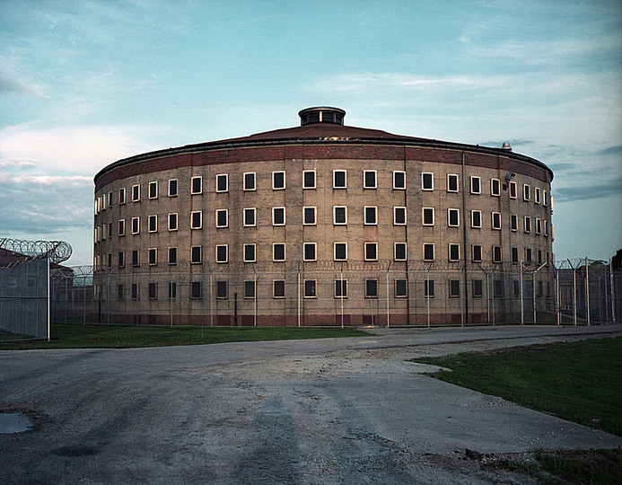 Terror Architecture -18th Century Prisons: Stateville Prison, Illinois