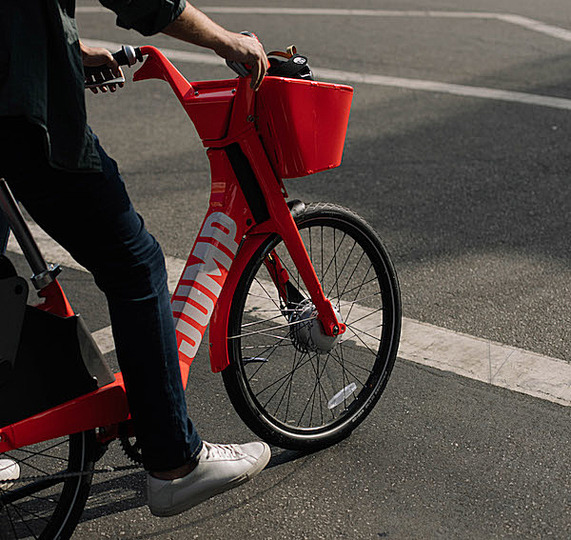 The e-scooter Boom: After the failure of China's Oppo and Mobike, Spain's bicycle sharing service market is currently dominated by Jump (JUMP by Uber, USA). Courtesy: JUMP